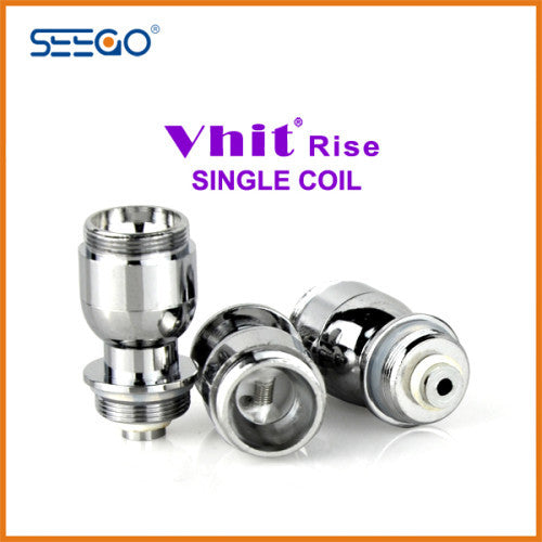 Seeo VHIT Rise Single or Dual Replacement Coil  (wax) - Vape Pen Sales - 1