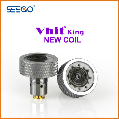 Seego VHIT King Replacement Coil (Dry Herb) - Vape Pen Sales