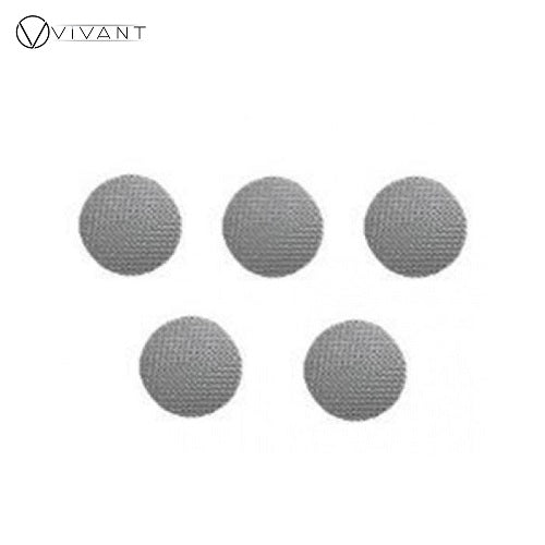 Vivant Ambit Dry Herb Vaporizer Replacement Chamber Mesh 5-Pack
