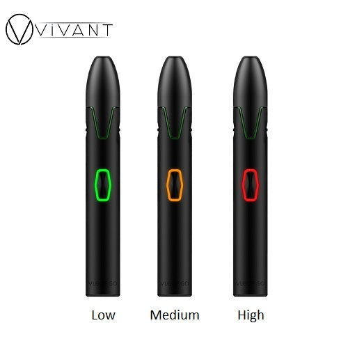 Vivant VLeaF GO Dry Herb Convection Vaporizer Kit