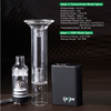 VPark Ipipe30 Wax Mini Mod Vaporizer Kit with Percolator Attachment