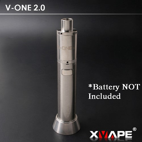 Xvape V-One 2.0 Dual Quartz Rod Wax Pen Atomizer - Vape Pen Sales - 2