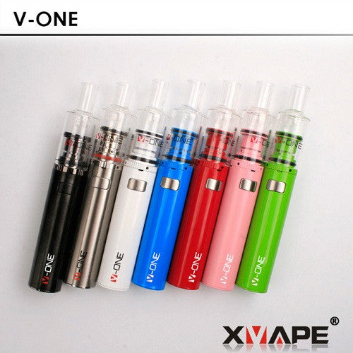 Xvape V-One 1.0 Ceramic Disk Wax Vaporizer Pen Kit - Vape Pen Sales - 1