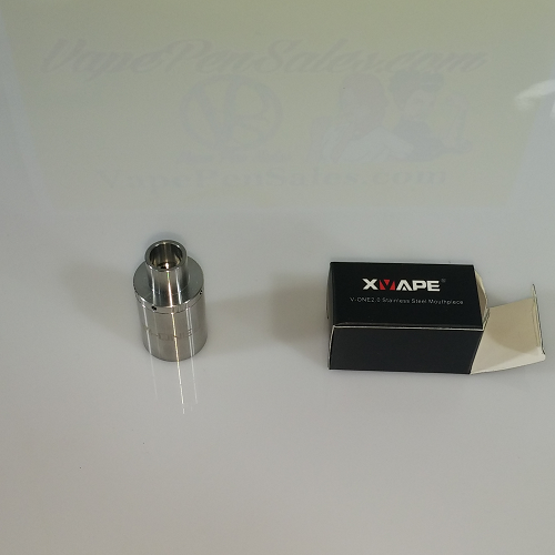 Xvape V-One 1.0/2.0 Stainless Steel Cover - Vape Pen Sales - 1