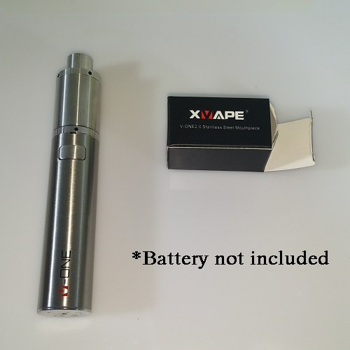 Xvape V-One 1.0/2.0 Stainless Steel Cover - Vape Pen Sales - 2