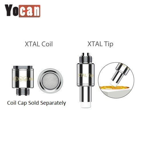 Yocan Dive Mini Replacement XTAL Coils