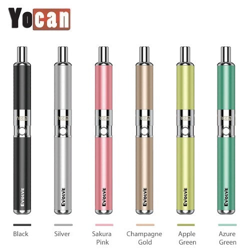 Yocan Evolve-D Dry Herb Pen Kit - 2020 Version