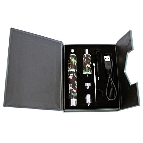 Yocan Evolve PLUS Camouflage Edition 2 in 1 Wax and Dry Herb Vape Kit
