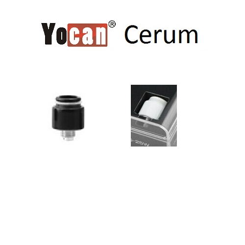 Yocan Cerum Wax Atomizer Replacement Coils - Vape Pen Sales