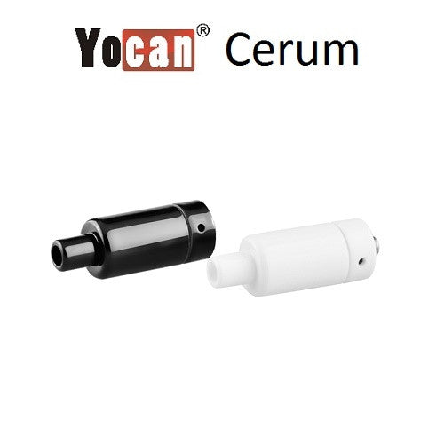 Yocan Cerum Full Ceramic Tank Wax Atomizer - Vape Pen Sales - 2