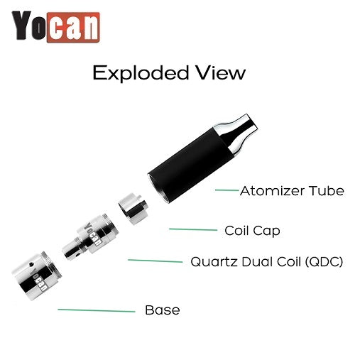 Yocan Evolve Wax Atomizer