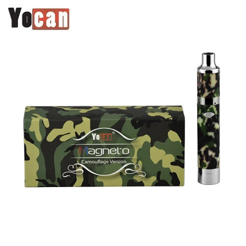 Yocan Magneto Camouflage Version Wax Pen Kit