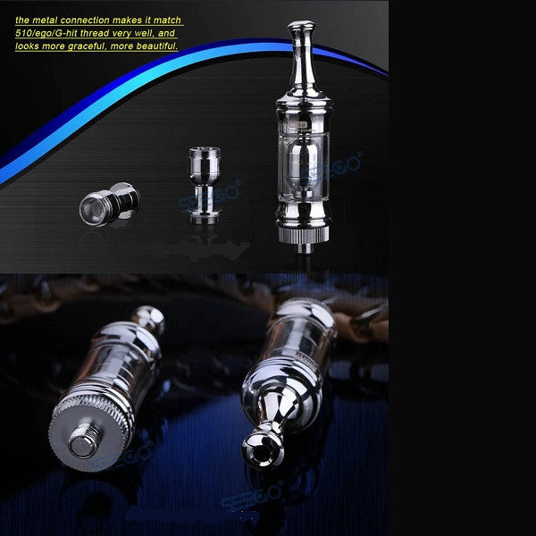Seego VHIT Rise Single or Dual coil Atomizer (wax) - Vape Pen Sales - 5