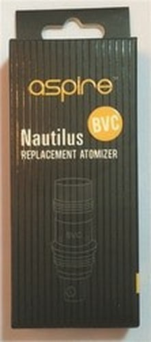Aspire Nautilus Replacement Atomizer BVC 5 pack Vape Pen Sales