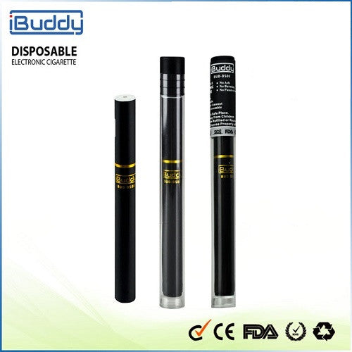 iBuddy Refillable Disposable Electronic Vaporizer (Thick oil, eLiquid) with free Needle Bottle - Vape Pen Sales - 5