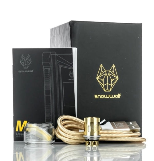 Snowwolf MFeng eLiquid Vaporizer Kit