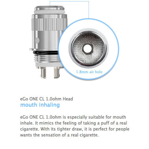 Joyetech Ego ONE Replacement Coils - Vape Pen Sales - 3