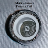 MAX Atomizer/WaxOn Pro Replacement Coils Dual Coil/Fiber, Ceramic Rod, Quartz Rod, or Pancake (Wax and Dry Herb)