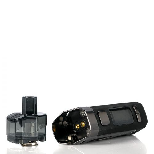 smok scar p3 kit pod off and top view