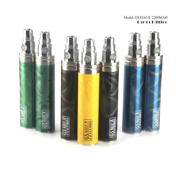 GS eGo II 2200mah Lumia Edition - Vape Pen Sales - 7