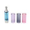 Glass Globe Style Straight Glass Tube Atomizer Wax or Dry Herb Atomizer