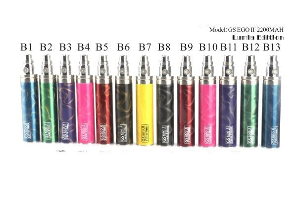 GS eGo II 2200mah Lumia Edition - Vape Pen Sales - 1
