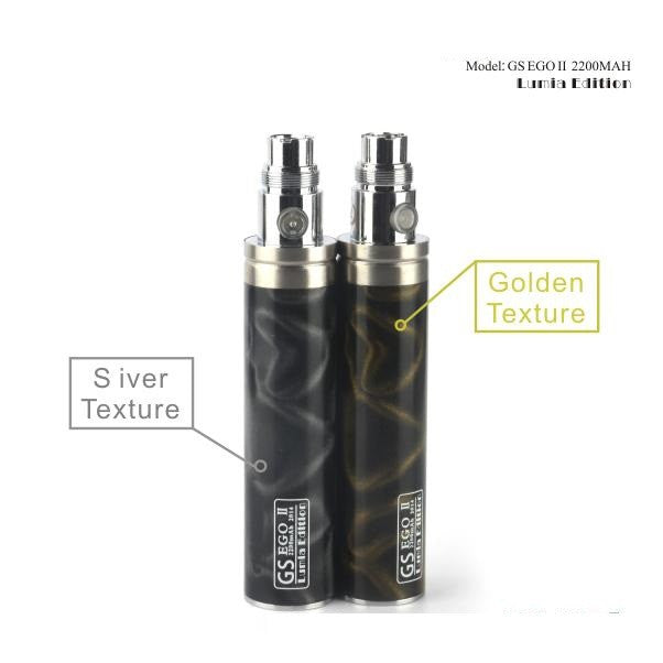 GS eGo II 2200mah Lumia Edition - Vape Pen Sales - 4