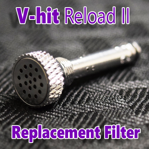 Seego VHIT Reload II (Dry Herb) Replacement Filter Screen - Vape Pen Sales