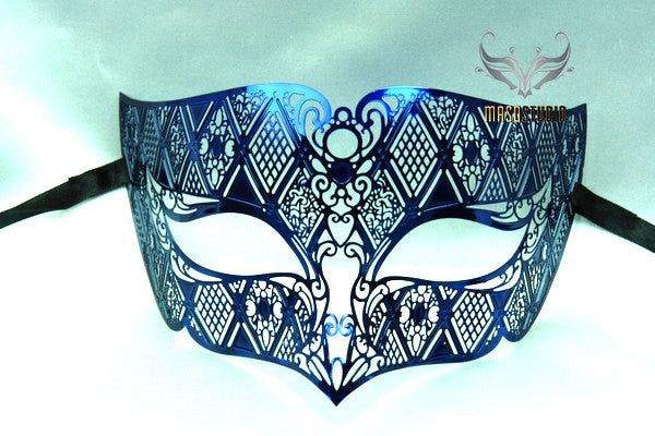 Metal Males Blue mask