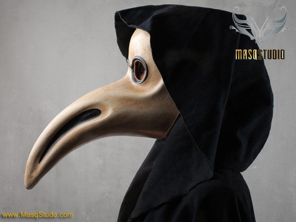 The Plague Doctors Mask - men's Long Nose Venetian the Pestarzt mask - Unisex