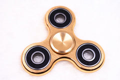 Copy of Gift - TRI ALUMINUM HAND SPINNER MINI FIDGET METAL TOY EDC 3 MINS SPIN AUTISM ADHD