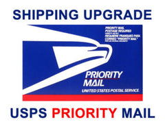 Upgrade Shipping to USPS Priority Mail 3 Busines Days Delivery for All US Orders