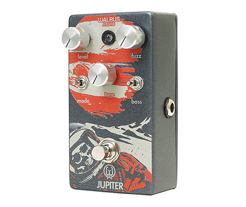 Walrus Audio Jupiter Multi-Clip Fuzz