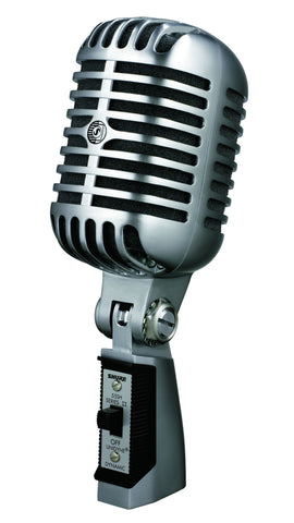 Shure BETA-56A Supercardioid Swivel-Mount Dynamic Instrument Microphone