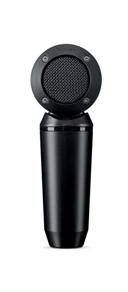 Shure PGA181-LC Side-Address Cardioid Condenser Microphone