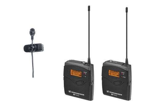 Sennheiser EK300IEMG3-A, Diversity Bodypack Receiver With IE4 Ear Buds (516-558 MHz)