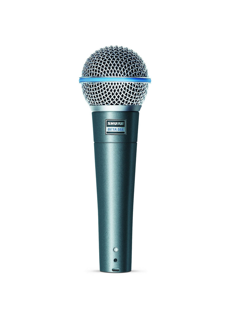 Shure Beta 58A Supercardioid Dynamic with High Output Neodymium Element