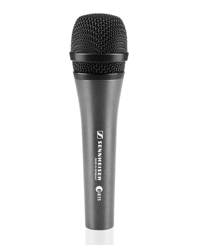 Sennheiser MD421 Cardioid dynamic mic with five position bass rolloff switch.