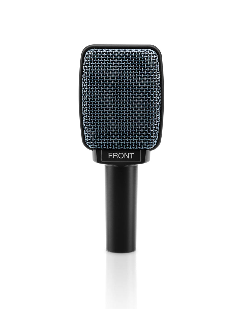 Sennheiser e 906 Dynamic Cardioid Instrument Microphone with 3 Character Switch