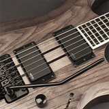 Cort X Series X500 OPJB Electric Guitar, Swamp Ash Body, EMG Pickups, Open Pore Jean Burst Finish