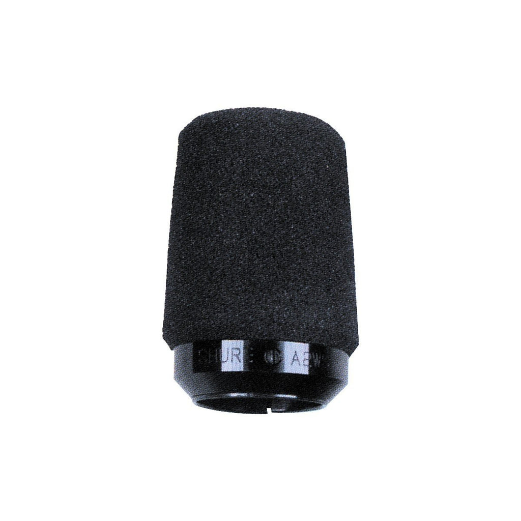 Shure A2WS-BLK, Black Locking Foam Windscreen For 545 Series, SM57