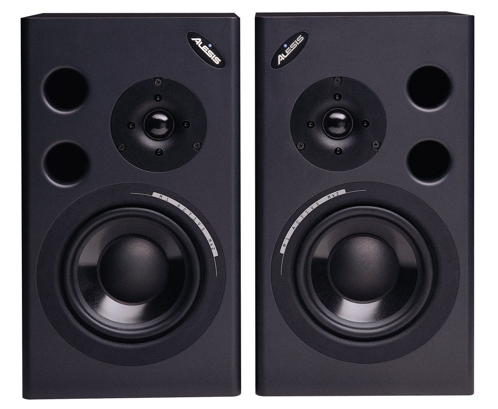 Alesis Alesis M1 Active MKII Biamplified Reference Monitors (Pair)