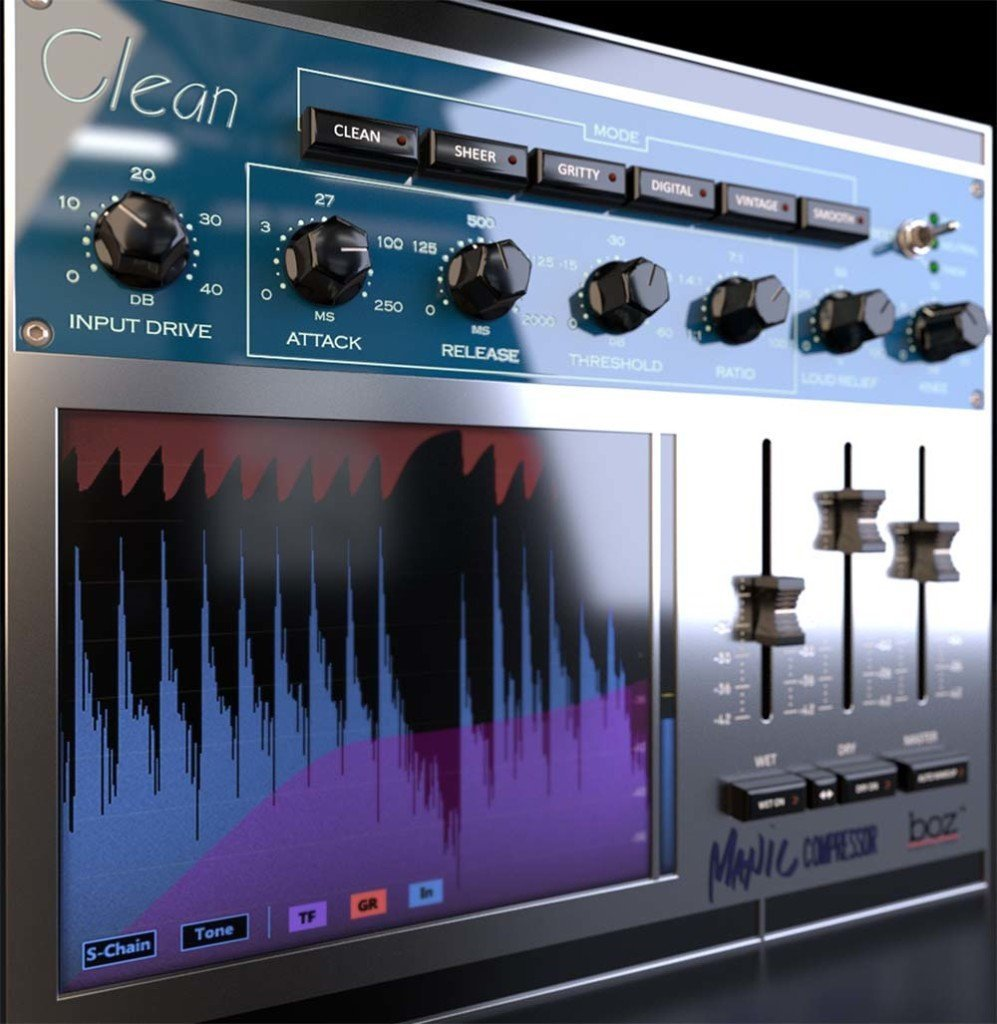 Boz Digital Labs Boz Digital Labs Manic Compressor