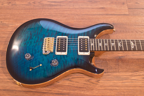 PRS Custom 24 | 10 Top | Trampas Green | Special Order