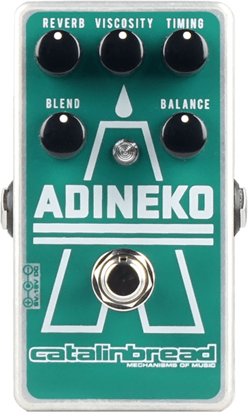 Catalinbread Catalinbread Adineko Oil Can Delay