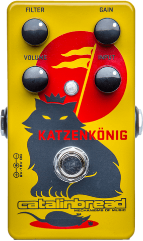 Catalinbread Zero Point Flange