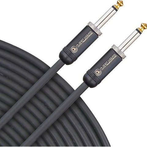 Planet Waves PW-AMSGRA-15 American Stage 15 foot cable - Straight/Angled