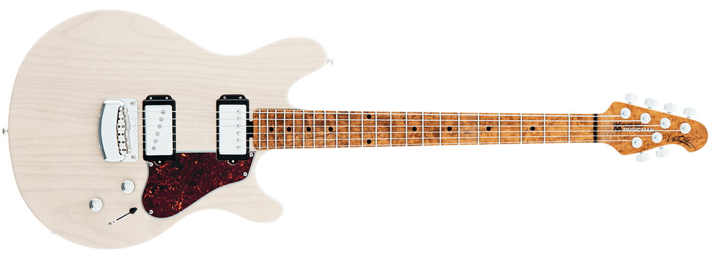 Ernie Ball Ernie Ball Music Man | Valentine | Trans Buttermilk