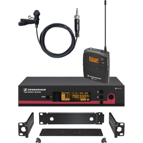Sennheiser EK300IEMG3-G, Diversity Bodypack Receiver With IE4 Ear Buds (566-608 MHz)