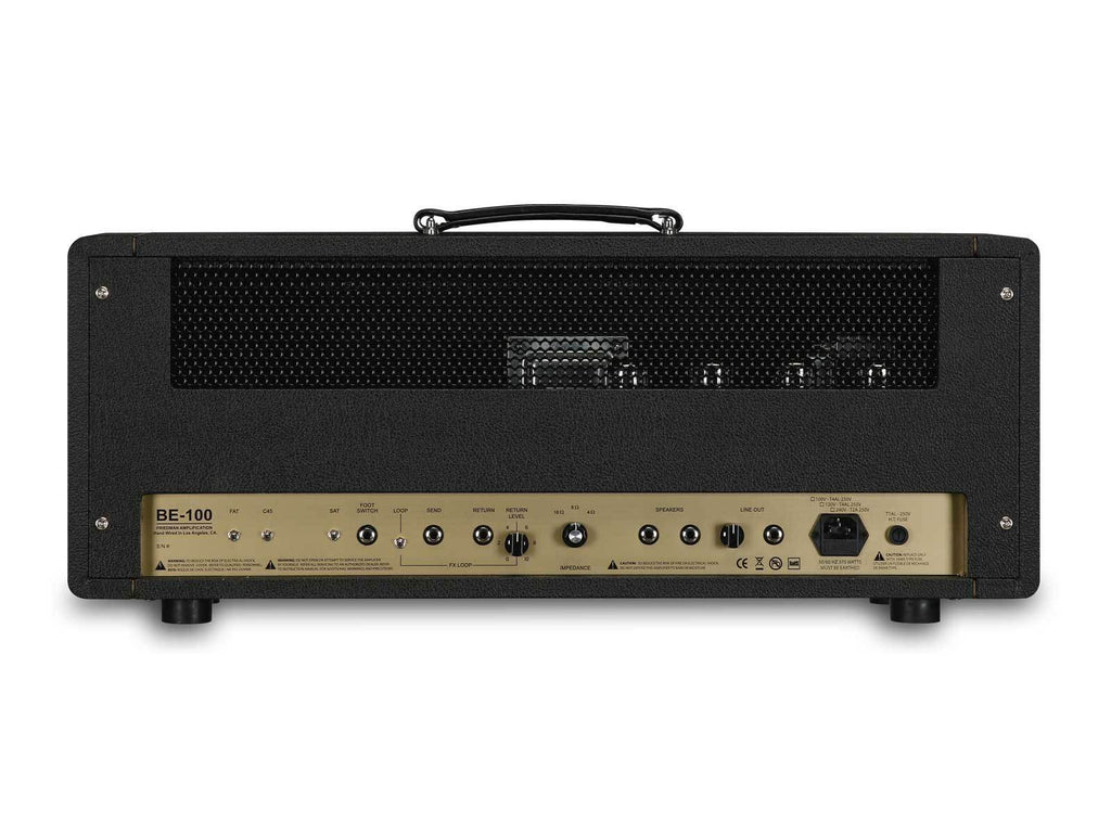 Friedman Amplification Friedman BE-100 Head